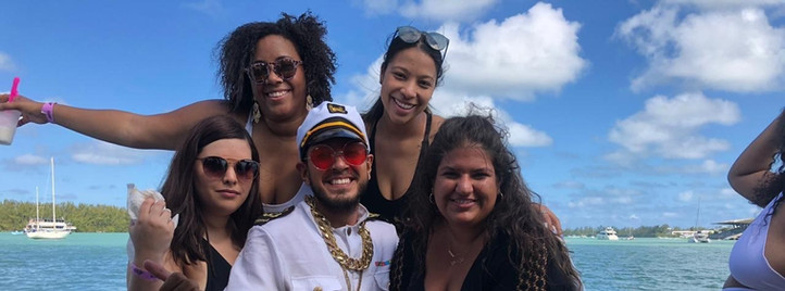 Best Hip Hop Party In Miami | Miami Party Boat-Miami Turn Up Entertainment