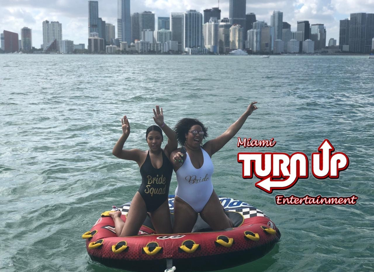 Miami Party Boat 2020 | Hip Hop Party Boat- Miami Turn Up Entertainment