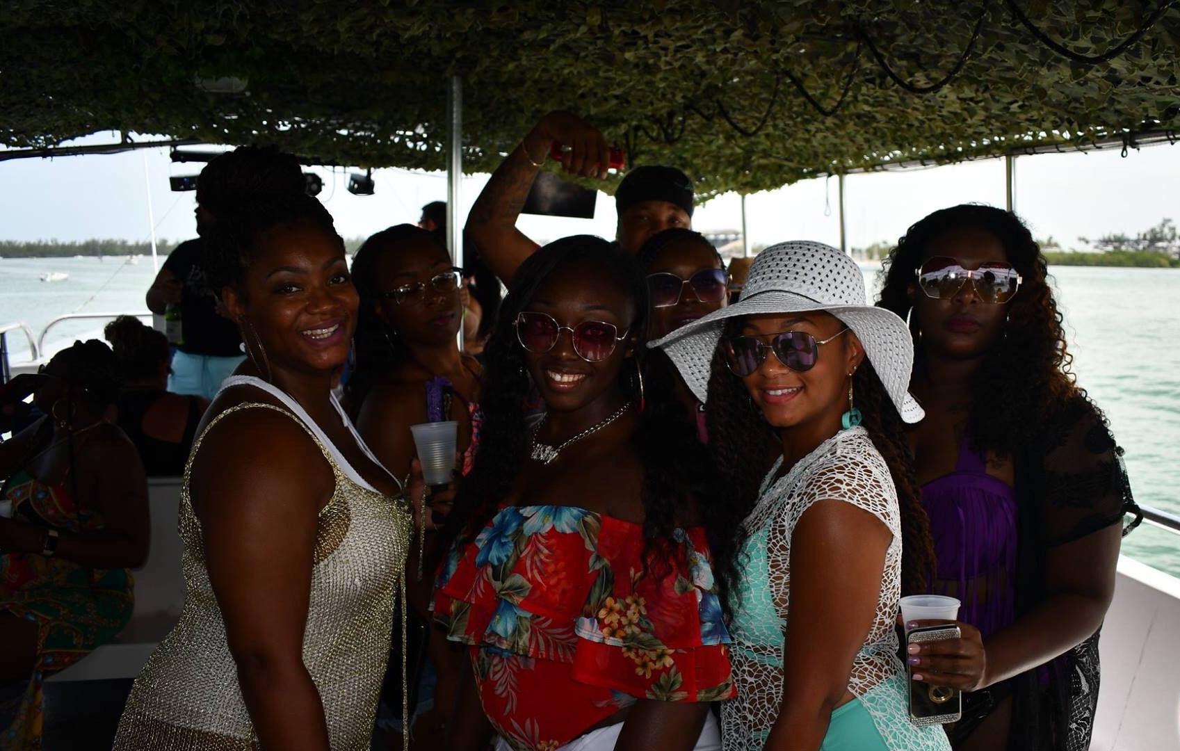 Booze Criuse Miami