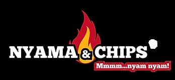 Nyama & Chips 400 Logo.png