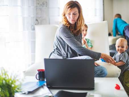 Working From Home or Homing From Work?