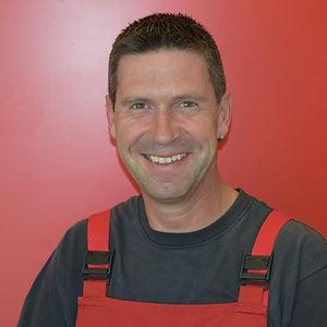 Herbert Fankhauser Teamleiter Werkstatt Kundendienst Techniker