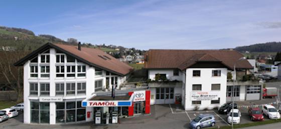 Garage Brun Reinach