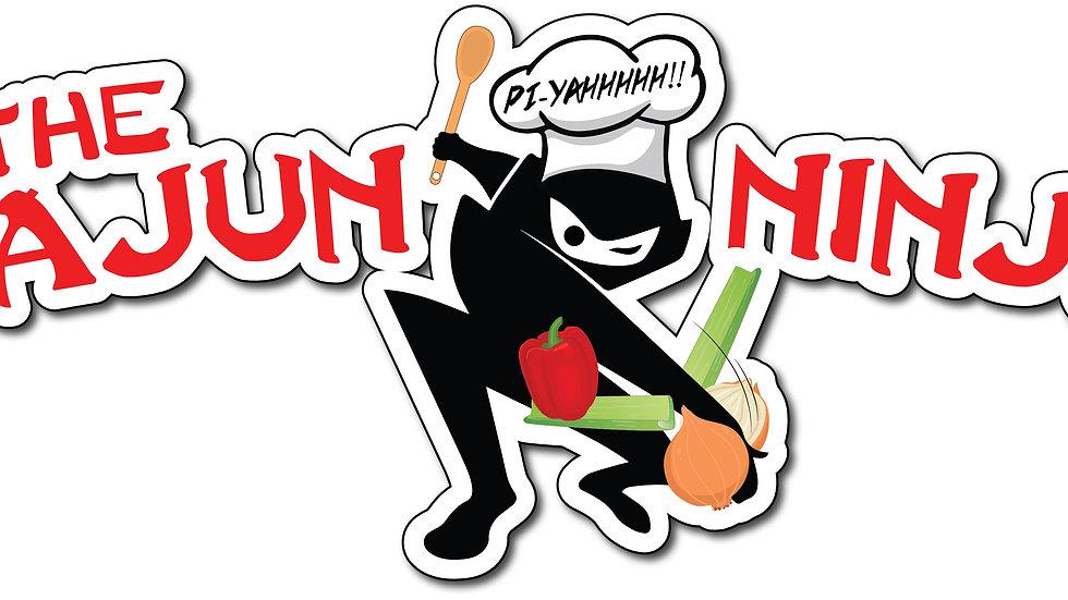 The Cajun Ninja Spatula