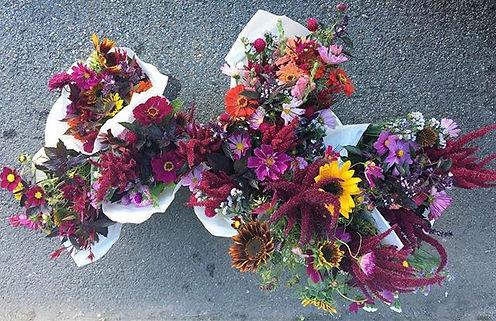 Bouquets #spongettasgarden #fallbouquet
