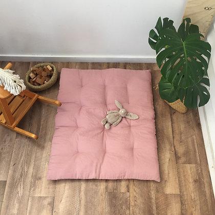 Large Linen Play Mat