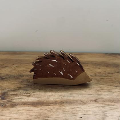 SECONDS - Hedgehog