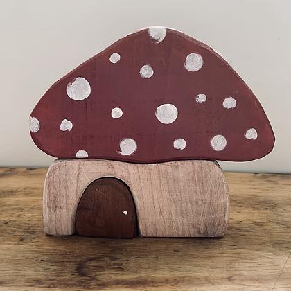 SECONDS - Mushroom House Puzzle