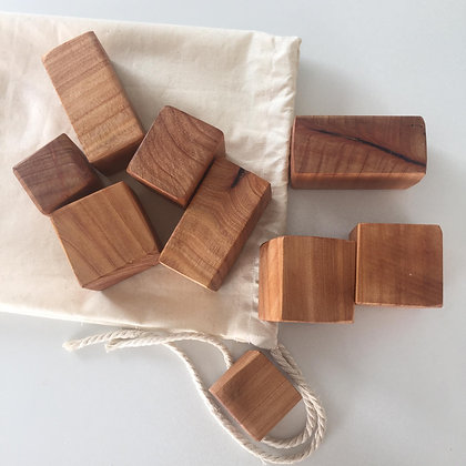 Macrocarpa Blocks