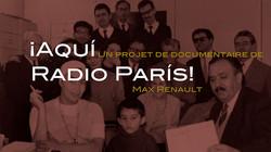¡ Aquí Radio París !