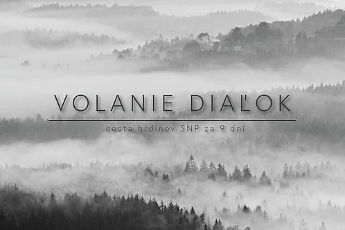 copy of Volanie Diaľok