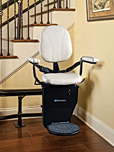 The Helix Curved Stairlift