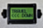 LCD Diagnostic Display