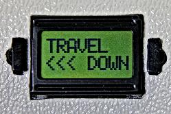 LCD Diagnostic Display