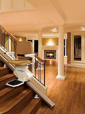 Harmar vantage straight stair lift