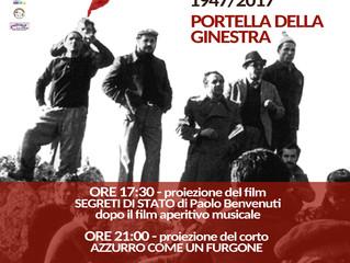 1 Maggio/ Cinema e Musica allo Spazio Gloria