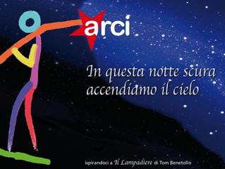 L'Arci augura a tutte e tutti buone feste!