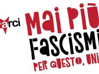 10 febbraio/ Macerata/ Mai più fascismi e razzismi
