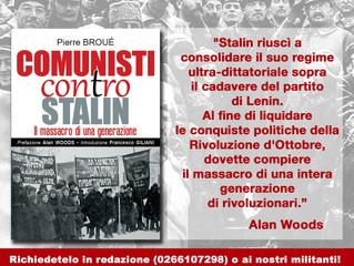 Arci Guernica/ 31 marzo: Presentazione del volume Comunisti contro Stalin