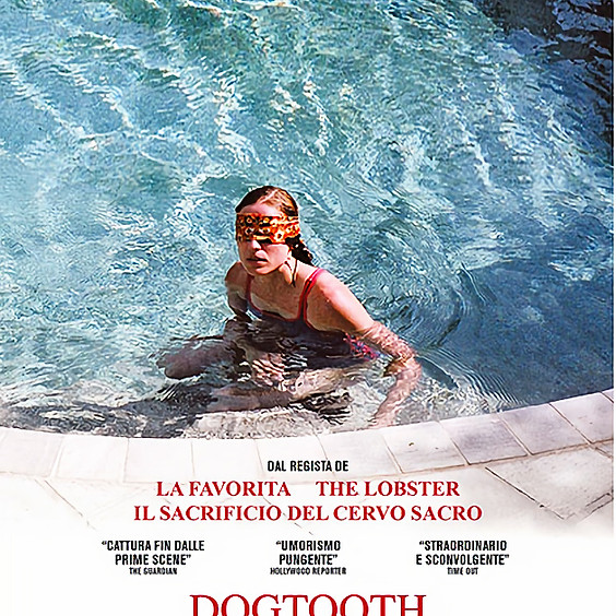DOGTOOTH - ORE 20:30