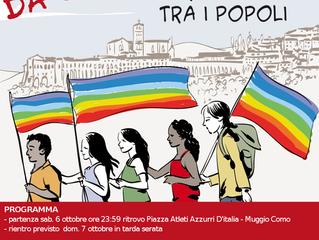 Marcia della Pace #PerugiAssisi18