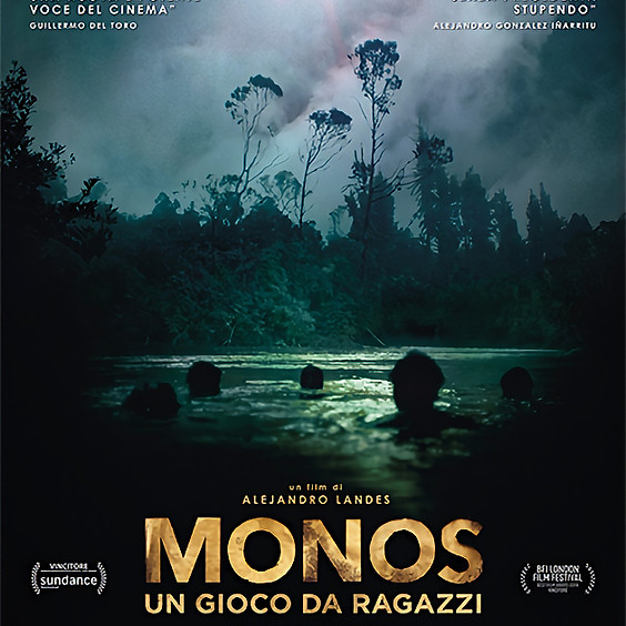 MONOS - UN GIOCO DA RAGAZZI - ORE 21:00