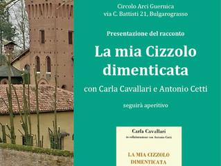 RINVIATO A DATA DA DESTINARSI - 8 marzo/ Arci Guernica/ La mia Cizzolo dimenticata