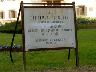 Arci Mirabello/ 7 aprile: la storia di Giuseppe Pinelli