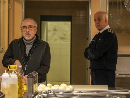 ARIAFERMA con Toni Servillo e Silvio Orlando