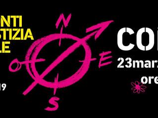 23 marzo/ Libera Como/ Memoria e Impegno per le vittime innocenti delle mafie