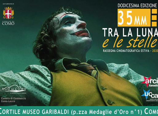 35MM TRA LA LUNA E LE STELLE