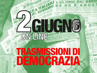 ARCI COMO Web TV/ Palinsesto 2 giugno 2020