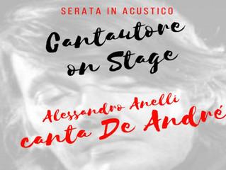 30 giugno/ Arci Mirabello/ Anelli canta De André