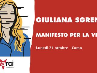 21 ottobre/ Giuliana Sgrena alla Cna/ Manifesto per la verità
