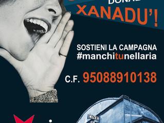 Arci/ Campagna 5 X 1000/ Per Mediterranea e per Xanadù!