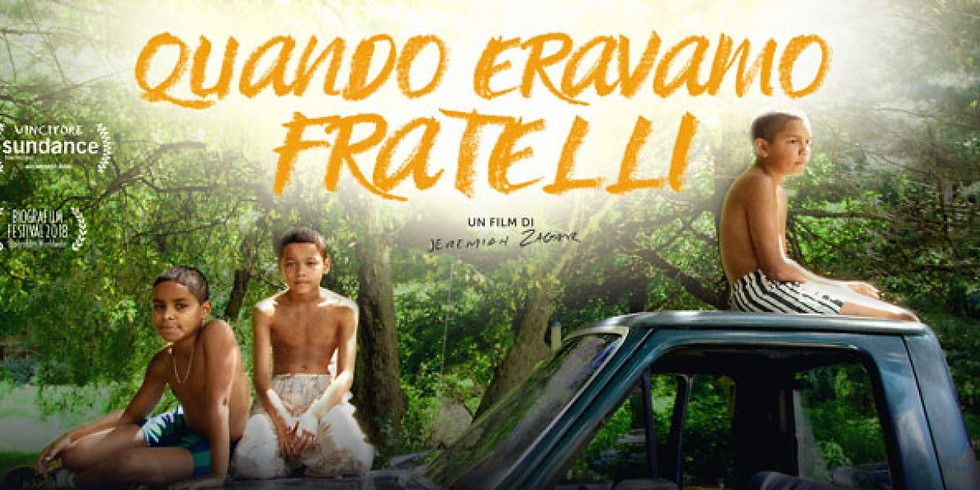 QUANDO ERAVAMO FRATELLI - i Lunedì del Cinema