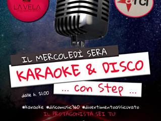 26,27 e 29 giugno/Arci Perbacco Karaoke e Disco, serata Latina e '80-'90!