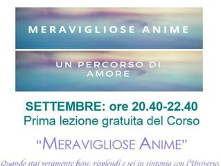 Arci Mirabello/ 14 settembre/ Meravigliose Anime