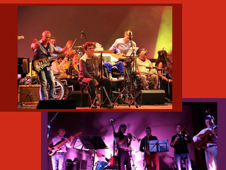 29 novembre/ Arci Xanadù/ SimpatyBand & Ciuciakamarononè insieme per il Gloria!