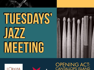 20 novembre/ Arci Xanadù e Officina della Musica/ Tuesday Jazz Meeting
