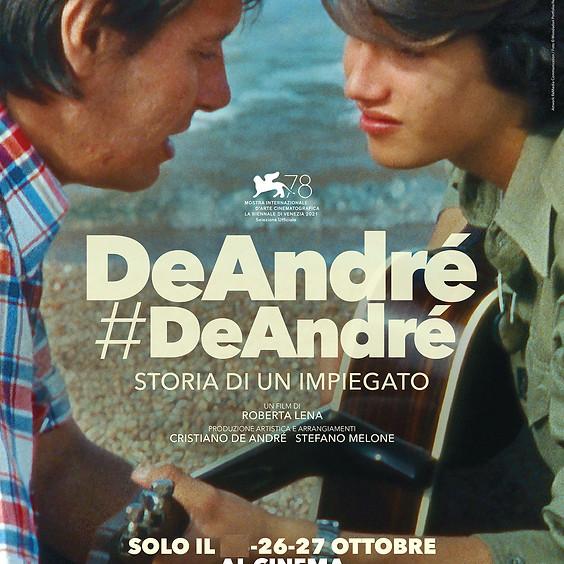 DeAndré #DeAndré - Storia di un impiegato
