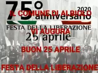 ARCI COMO WebTV/ Palinsesto 26 aprile 2020