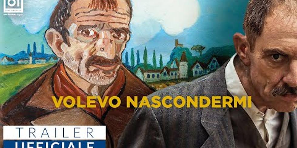 VOLEVO NASCONDERMI