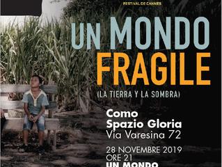 28 novembre/ Arci Como/ Non c'è pace senza terra/ Un mondo fragile