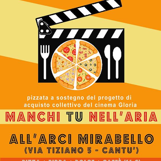 Pizzata all'Arci di Mirabello