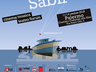 Sabir/ A Palermo dall'11 al 14 ottobre