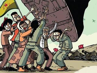 28 ottobre/Arci Mirabello/ Il Rojava Chiama! Cantù risponde - Serata sulla guerra in Siria