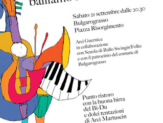 21 settembre/ Arci Guernica/ Swining'Bulgaro