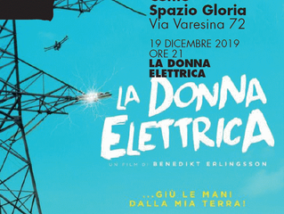 19 dicembre/ Arci Como/ Non c'è pace senza terra/ La donna elettrica