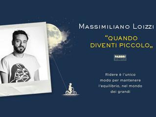 8 novembre/ Arci Mirabello/ Quando diventi piccolo - Di e con Massimiliano Loizzi